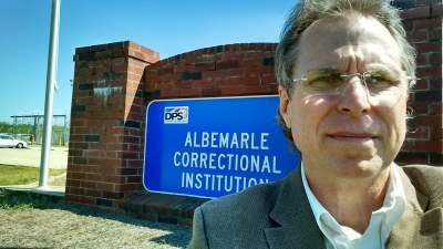 My first visit to a Federal prison